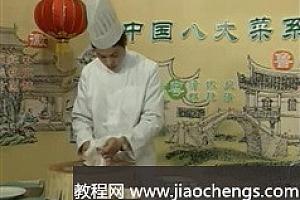 教你如何做徽菜_八大菜系之徽菜经典菜谱76道烹饪视频教学百度网盘免费下载学习