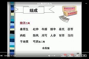 天津中医药大学方剂学视频课程年莉176讲完整版百度云网盘下载学习