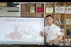 毕义明胸腰筋膜治百病视频教程14集百度云网盘下载学习