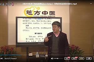 贾海忠教授医林改错心得精品视频课程10集百度云网盘下载学习中医教程