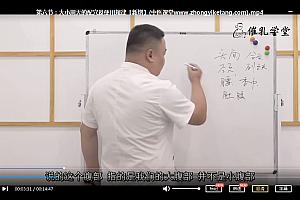 卜江龙调气血绝技开大小周天术视频课程9集百度云网盘下载学习中医按摩教程