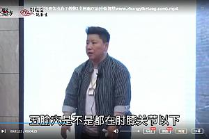 2021年刘红云董氏奇穴针灸新课视频课程44集百度云网盘下载学习